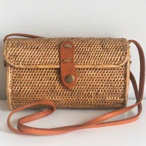 Street Level Rattan Bag